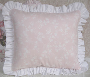 Pink Rose Pillow-Pink Rose Pillow