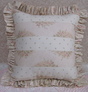 03 Let It Snow Pillow-Pink Pillow, girl pillow, winter pillow,