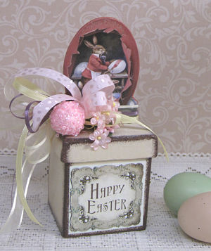 Easter Music Box-Easter Music Box