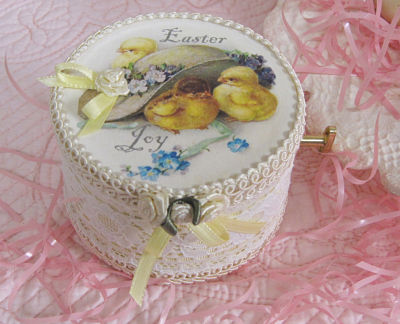 Music Box Easter Joy-Music Box, Easter Music Box, Easter Joy Music Box, Easter Parade